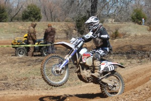 On the gas at Konowa 2014